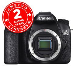 Canon EOS 70D Body WIFI DSLR digitalni fotoaparat