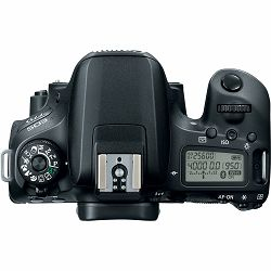 Canon EOS 77D + 18-55 IS STM DSLR Camera with lens Digitalni fotoaparat i objektiv EF-S 18-55mm f/4-5.6 (1892C017AA)
