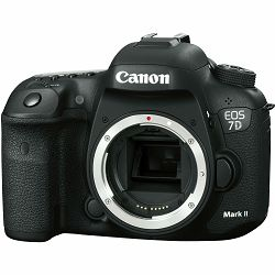 Canon EOS 7D Mark II Body + W-E1 WiFi adapter WE1 DSLR digitalni fotoaparat (9128B128AA)