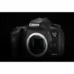 Canon EOS 7D Mark II Body + W-E1 WiFi adapter WE1 DSLR digitalni fotoaparat (9128B128AA)