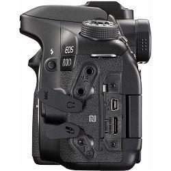Canon EOS 80D + 18-55 IS STM DSLR digitalni fotoaparat s objektivom EF-S 18-55mm f/3.5-5.6 (1263C011AA)