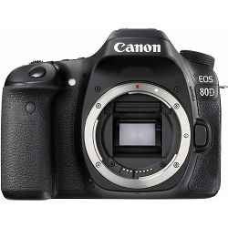 Canon EOS 80D Body DSLR Camera digitalni fotoaparat
