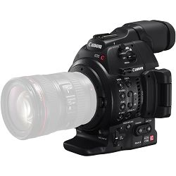Canon EOS C100 II Body Cinema Camera profesionalna video kamera C100 Mark II (0202C003AA)