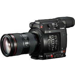 Canon EOS C200 + EF 24-105mm f/4L IS II USM KIT Cinema Camera profesionalna video kamera s objektivom + Sandisk 128GB CFast + reader KIT