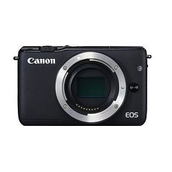 Canon EOS M10 Black Body WIFI Mirrorless Digital Camera digitalni fotoaparat - GetReady AKCIJA