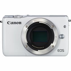 Canon EOS M10 White Body WIFI Mirrorless Digital Camera digitalni fotoaparat