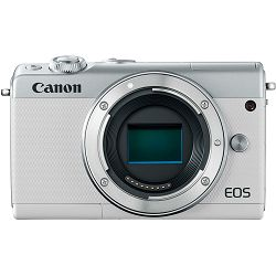 Canon EOS M100 + 15-45 IS STM White Mirrorless Digital Camera bijeli Digitalni fotoaparat s objektivom EF-M 15-45mm 3.5-6.3 (2210C049AA) - CASH BACK promocija povrat novca u iznosu 300 kn