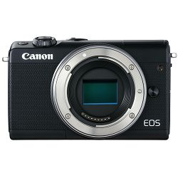 Canon EOS M100 Body Black Mirrorless Digital Camera crni Digitalni fotoaparat (2209C002AA) - CASH BACK promocija povrat novca u iznosu 300 kn