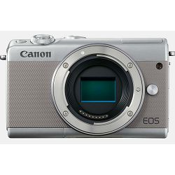 Canon EOS M100 Body Gray Mirrorless Digital Camera sivi Digitalni fotoaparat (2211C002AA) - CASH BACK promocija povrat novca u iznosu 300 kn