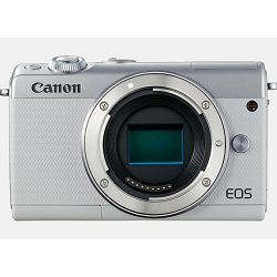 Canon EOS M100 Body White Mirrorless Digital Camera bijeli Digitalni fotoaparat (2210C002AA)- CASH BACK