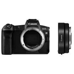 Canon EOS R Body + EF-EOS R adapter Mirrorless Digital Camera bezrcalni digitalni fotoaparat tijelo s adapterom (3075C023AA)