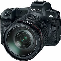 Canon EOS R + RF 24-105mm f/4L IS USM Mirrorless Digital Camera bezrcalni digitalni fotoaparat s objektivom (3075C013AA)