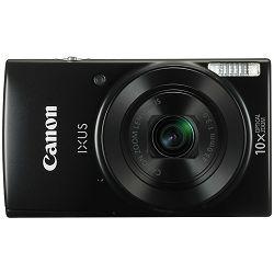 Canon IXUS 182 Black EU23 digitalni fotoaparat 1192C001AA Digital Camera