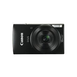 Canon IXUS 182 KIT Black EU23 digitalni fotoaparat 1192C004AA Digital Camera