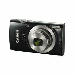 Canon IXUS 185 Black KIT crni kompaktni digitalni fotoaparat