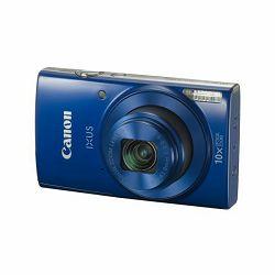 Canon IXUS 190 Blue KIT EU26 plavi kompaktni digitalni fotoaparat