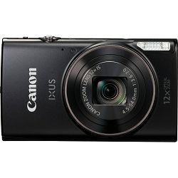 Canon IXUS 285HS Black EU23 digitalni fotoaparat 1076C001AA Digital Camera