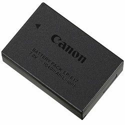 Canon LP-E17 baterija za EOS 800D, 760D, 750D, Rebel T6i, T6s Lithium-Ion Battery Pack (9967B002AA)
