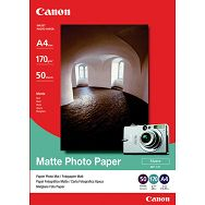 Canon Matte Photo Paper MP101 - A4 - 50L