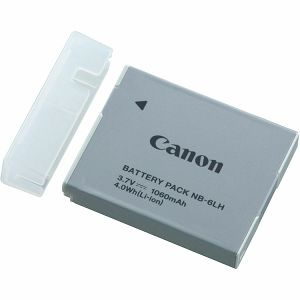 Canon NB-6LH baterija Lithium-Ion Battery Pack 3.7V, 1,060mAh za SX510 HS, SX170 IS, SX280 HS