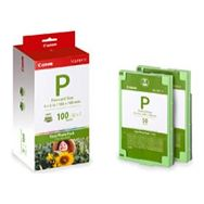 Canon papir EP-100 E-P100 Easy Photo Pack Postcard Size 4x6