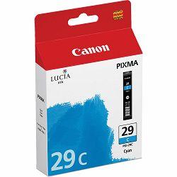 Canon PGI-29 C Cyan Ink Tank tinta za Pixma PRO 1 Inkjet printer