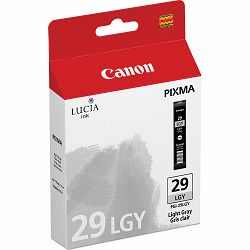 Canon PGI-29 LGY Light Gray Ink Tank tinta za Pixma PRO 1 Inkjet printer