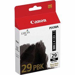 Canon PGI-29 PBK Photo Black Ink Tank tinta za Pixma PRO 1 Inkjet printer