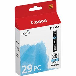 Canon PGI-29 PC Photo Cyan Ink Tank tinta za Pixma PRO 1 Inkjet printer