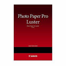 Canon Photo Paper Pro Luster LU-101 32.9x48.3cm A3+ 20 listova foto papir za ispis fotografije Matte 260gsm ISO92 0.26mm 20 sheets LU101A3+ (6211B008AA)