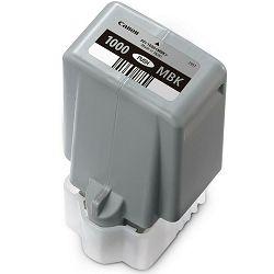 Canon Pigment Ink Tank PFI-1000 Lucia PRO Matte Black 80ml PFI1000MBK mat crna tinta za printer imagePROGRAF PRO-1000 (0545C001AA)