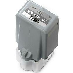 Canon Pigment Ink Tank PFI-1000 Lucia PRO Grey 80ml PFI1000GY siva tinta za printer imagePROGRAF PRO-1000 (0552C001AA)