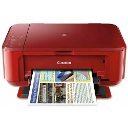 Canon Pixma MG3650 Red crveni multifunkcijski All-in-One printer (0515C046AA)