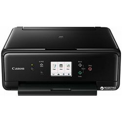 Canon Pixma TS6040 Black multifunkcijski All-in-One Wireless WiFi printer (1368C007AA)
