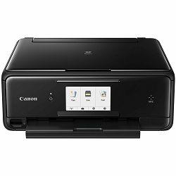 Canon Pixma TS8040 Black multifunkcijski All-in-One Wireless WiFi printer (1369C007AA)