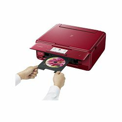 Canon Pixma TS8052 Red multifunkcijski All-in-One Wireless WiFi printer (1369C046AA)