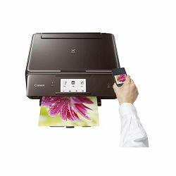Canon Pixma TS8053 Brown multifunkcijski All-in-One printer (1369C066AA)