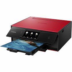 Canon Pixma TS9040 Red multifunkcijski All-in-One Wireless WiFi printer (1371C027AA)