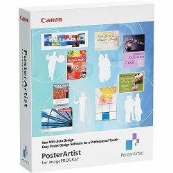 Canon PosterArtist program s naprednim funkcijama za plotanje POSTART (7025A040AB)