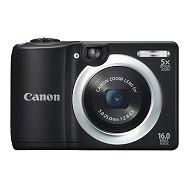 Canon Power Shot A1400, 16MP, 5x, HDvideo, crni - vraćeno s testiranja u časopisu