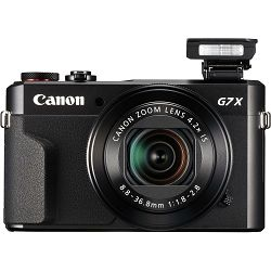 Canon PowerShot G7X II kompaktni digitalni fotoaparat G7X Mark II G7 X Digital Camera (1066C002AA) - GETREADY