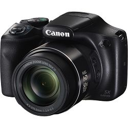 Canon Powershot SX540HS Black crni kompaktni digitalni fotoaparat SX540 HS BK EU23 (1067C002AA) - CASH BACK promocija povrat novca u iznosu 200 kn