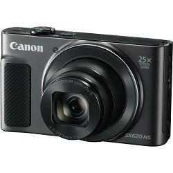 Canon Powershot SX620 HS Black crni digitalni fotoaparat SX620 HS