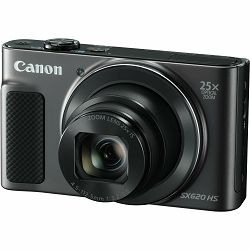 Canon Powershot SX620 HS Essentials KIT Black crni digitalni fotoaparat SX620 HS SX 620