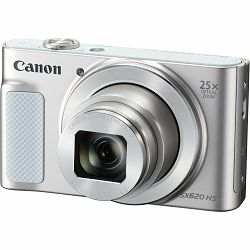 Canon Powershot SX620 HS Essentials KIT White bijeli digitalni fotoaparat SX620 HS SX 620
