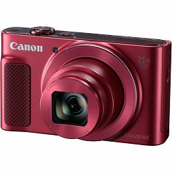 Canon Powershot SX620 HS Essentials KIT Red crveni digitalni fotoaparat SX620 HS SX 620