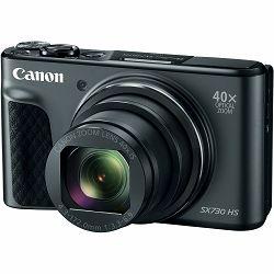 Canon Powershot SX730 HS Black crni digitalni kompaktni fotoaparat (1791C002AA)