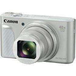 Canon Powershot SX730 HS Silver srebreni digitalni kompaktni fotoaparat (1792C002AA)