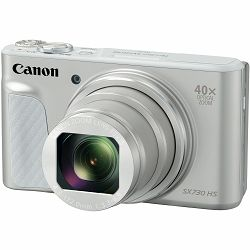 Canon Powershot SX730 HS Travel KIT Silver srebreni digitalni kompaktni fotoaparat