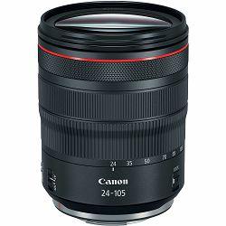 Canon RF 24-105mm f/4 L IS USM standardni objektiv zoom lens 24-105 f4 4.0 (2963C005AA) - ZIMSKA PONUDA